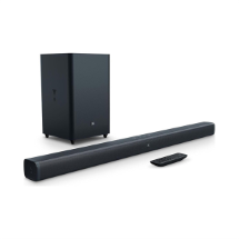 JBL Bar 2.1 300 W Bluetooth Soundbar ve Kablosuz Subwoofer