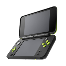 Nintendo 2ds Xl Lime Green Edition Oyun Konsolu + Mario Kart